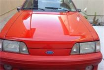 Ford Mustang After Polishing & Oxidation Removal